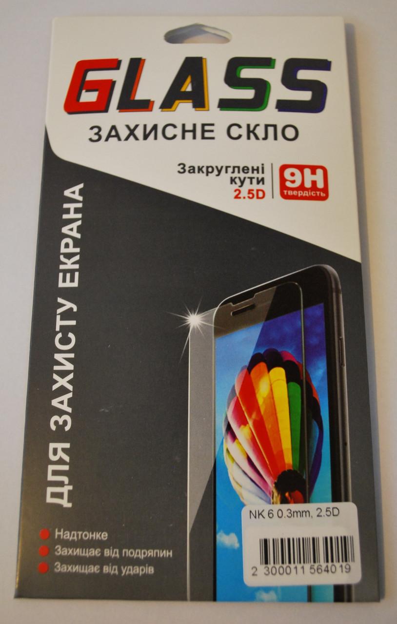 Защитное стекло для Nokia 6, F1098