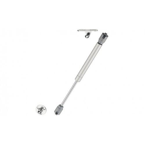 Газовий ліфт-амортизатор HAFELE 80N сталь, сріблястий.