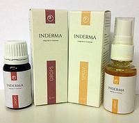 Спрей и капли от псориаза Индерма (INDERMA), фото 1