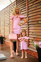 Комплект сарафанов для мамы и дочки мод.103