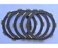 Комплект дисков сцепления для мотоблока с двигателем 178/186F