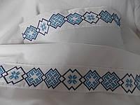 Детское постельное белье с вышивкой Орепей бязь