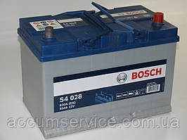 Акумулятор  BOSCH S4 0 092 S40 280 ASIA 95 Ач