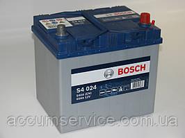 Акумулятор BOSCH ASIA S4 0092S40240 60 Ач
