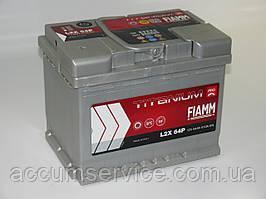 Акумулятор FIAMM TITANIUM PRO L2X 64P