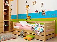 Кровать деревянная Соня 2 (БУК)