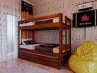 Кровать двухэтажная Трио (БУК)