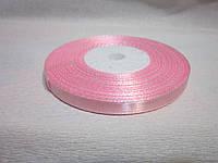 Лента атласная 6 мм * 33 м. (Светло-розовый)