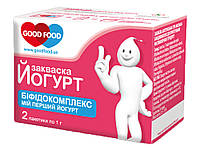 Закваска сухая бактериальная Бифидокомплекс ТМ GOOD FOOD 1гр asortiment.kiev.ua