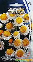 """Семена цветов Аммобиум крылатый, многолетнее, 0.3 г, """"Семена Украины"""", Украина"""