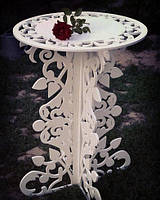 Свадебный столик для росписи