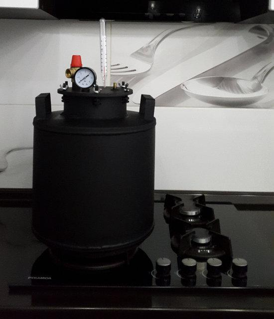 Автоклав для домашнего консервирования 5 литровых (или 16 пол литровых)