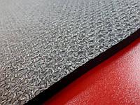 Облегчённая микропористая резина TOMS на тканевой основе 640*650*9 мм цвет черный
