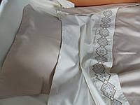 Детское постельное белье с вышивкой Орепей сатин