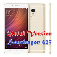 Смартфон ORIGINAL Xiaomi Redmi Note 4 Global Version! Gold (Snap 625 8X2.0Ghz; 3GB/32GB; 4100 mAh)