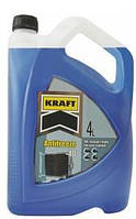 Антифриз KRAFT Antifrreeze - 40 (4л)
