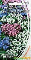 """Семена цветов Черноголовка, крупноцветковая смесь, многолетнее, 0.1 г,  """"Семена Украины"""", Украина."""