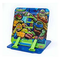 """Подставка для книг металлическая """"Ninja Turtles"""" 470417"""