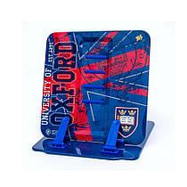 """Подставка для книг цветная металлическая """"Oxford"""" 470410"""
