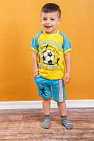 """Летний костюм для мальчика  """"Спортсмен"""" р.92-128"""
