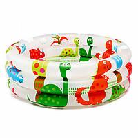 Бассейн для детей Динозавры Intex 57106