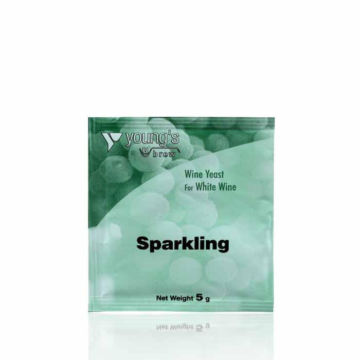 Дрожжи для игристых вин Young's Sparkling Wine Yeast