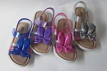 Детская пляжная обувь оптом, 24-29 размер, 24 пары