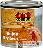 ТМ KOSBUD TABULO Акриловая морилка (ТМ КосбудТабуло),0,1 л.