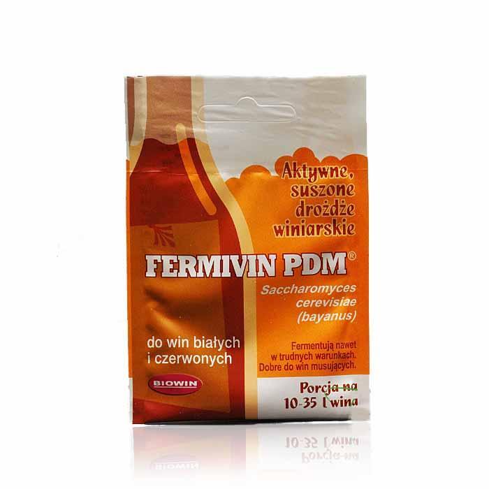 Винные дрожжи - Biowin - Fermivin PDM