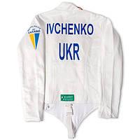 Печать имени на куртках согласно требованиям FIE