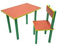 Детский Набор стол и стульчик. С16