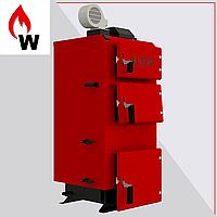 Твердотопливный котел  КТ-1Е 15 кВт