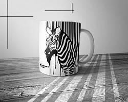 Примеры работ печати на чашках