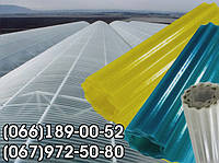 Шифер прозрачный армированный стекловолоконный