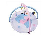Коврик для младенцев слоник W 8311