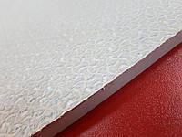 Облегчённая микропористая резина TOMS на тканевой основе 650*720*9 мм цвет белый