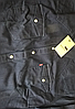 Джинсовая рубашка Levis Barstow Western - Double Denim, фото 2