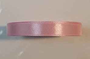 Лента атласная 1,25см.Цвет-розовый.Цена за 1м