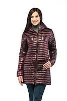 Женская куртка КВ-6 Бордо, фото 1