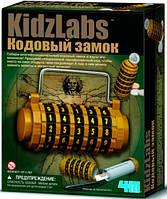 Детская лаборатория Кодовый замок 4М (00-03362)