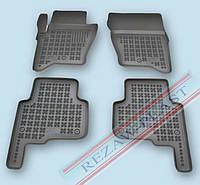 """Коврики салона """"Rezaw-Plast"""" Land Rover Discovery III/IV (с 2004--)"""