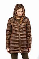 Женская куртка КВ-6 Шоколад