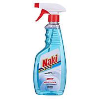 НАКИ средство для мытья стекол и зеркал спрей 500мл