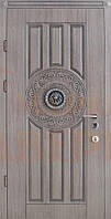 """Двери бронированные ТМ """"Страж"""" Patina R 36 lev"""