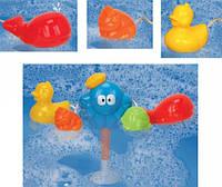 Игровой набор для купания Осьминог Оскар и друзья Devik play joy (J-190)