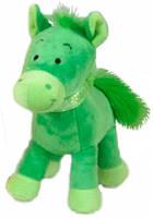 Лошадка зеленая 20 см Devilon (X1227920-1)