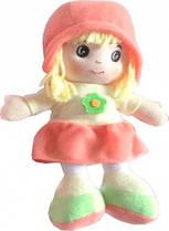 Мягконабивная кукла Ромашка 20 см Devilon (31908-3)