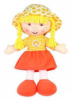 Мягконабивная кукла Апельсинка 36 см Devilon (31814-1)
