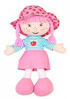 Мягконабивная кукла Яблочкина 36 см Devilon (31814-3)