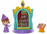 Магическая лаборатория принцессы Софии мини кукла Disney Sofia the First Jakks Pacific (01244 (01245))